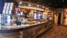 Der Coffeeshop Mahlwerk gehört zum Hotel
