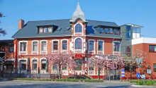 Landgasthof Tarp ligger i skønne omgivelser i Tarp, ca. 20 km syd for Flensburg