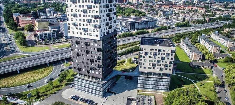 Opplev en av Hollands vakreste byer, Groningen.