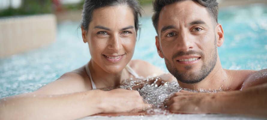 Nyt et opphold med alt inkludert på Sunotel Kreuzeck med basseng, velvære og vakker natur.