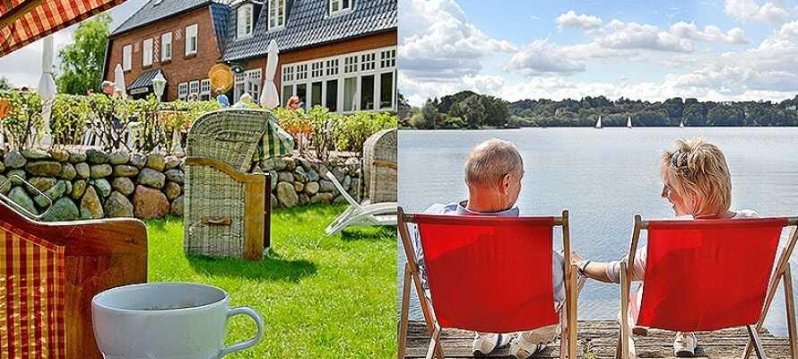 Hotellet tilbyder alletiders base for en god blanding af afslapning, hygge og aktiviteter