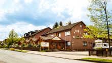 Velkommen til Heidehotel Bockelmann, som har en naturskjønn beliggenhet i hjertet av Lüneburger Heide.