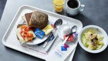 Start dagen med en god frokost.