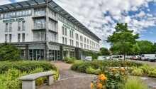 Parkhotel Rügen hälsar er välkomna till en härlig semester mitt på Rügen