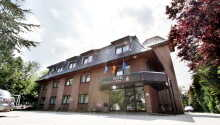 AKZENT Hotel Borchers byder velkommen til en herlig bilferie i Dörpen som ligger i den naturskønne Emsland-region.