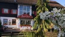 Harmonie Hotel Rust ligger skønt i den smukke bjerglandsby, Braunlage