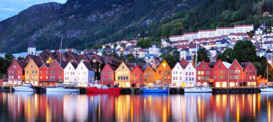 Bryggen er i dag på UNESCOs liste over verdens kultur- og naturarv og er en av Bergens mest populære attraksjoner.