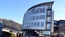 Magic Hotel Solheimsviken ligger i det sentrale Bergen.