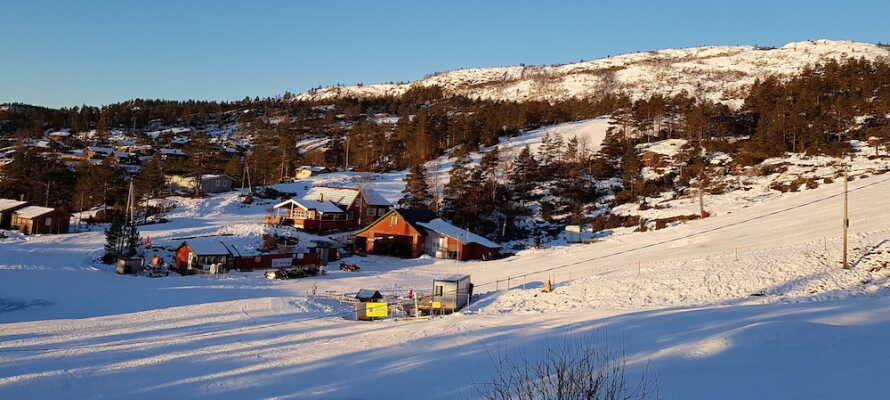 Die Wintersaison bietet eine Menge an Möglichkeiten, um mit der Familie Langlaufski zu betreiben.