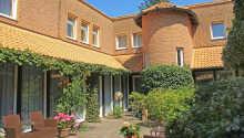 Hotel Kreuzer ligger i vakre omgivelser i den tyske byen Wedel, en forstad til Hamburg