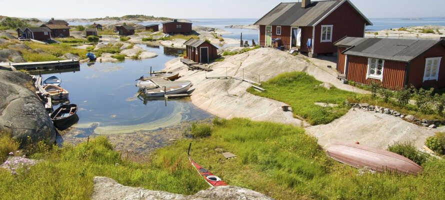 Tag på udflugt og besøg f.eks. Tyresta Nationalpark, eller udforsk den smukke stockholmske skærgård.