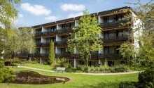 VitalHotel Ascona hälsar er välkomna till en trevlig spa-semester i natursköna omgivningar