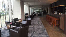 Moderne og luksuriøst indrettet hotel tæt på Utrecht.
