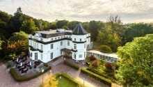Åk på en härlig minisemester med boende på Landgoed Hotel Avegoor.