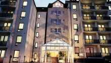 Dette hotellet ligger fint til i utkanten av Thüringer Wald i det sentrale Tyskland