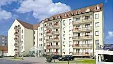 Morada Hotel Gothaer Hof sett utifrån