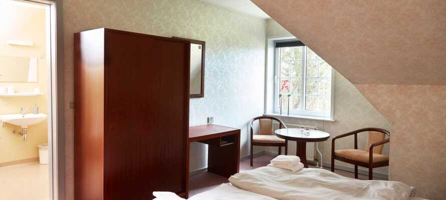Abild Kro og Hotel tilbyr enkle og hyggelige rammer for en opplevelsesrik ferie på Sør Jylland.