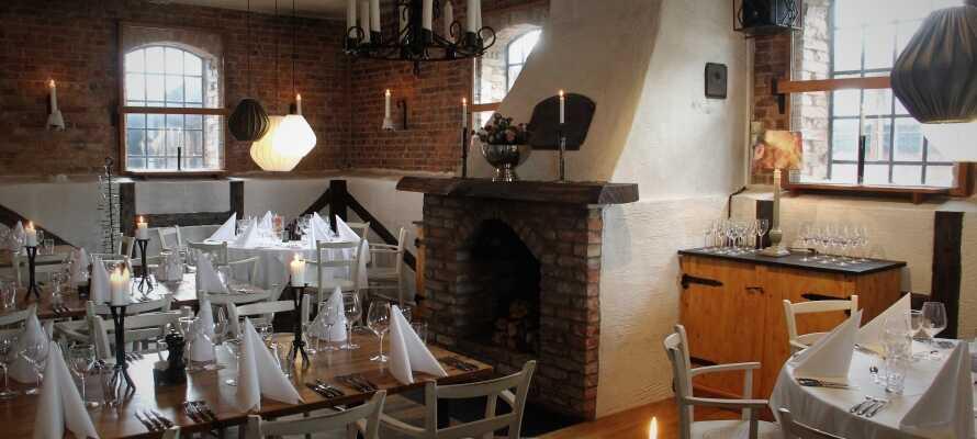 Das Bykrogen ist ein Landhotel im schonischen Österslöv nördlich von Kristianstad