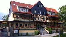 Kurhotel Bad Suderode byder velkommen til et skønt ophold i charmerende rammer syd for Quedlinburg.