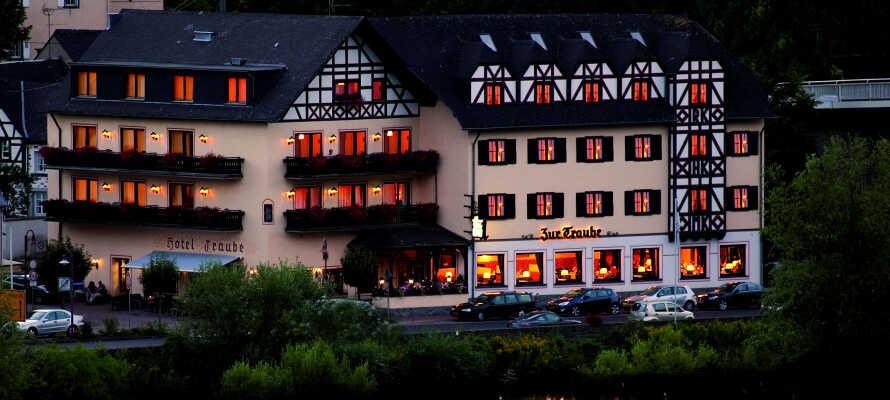 Nyt et billig hotellopphold med en god blanding av ro og aktiviteter i en av Tysklands hyggeligste ferieregioner.