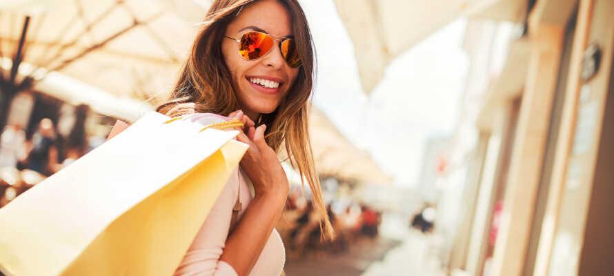 Helsingør byder på mange skønne oplevelser, med både kultur og shopping - udforsk alle mulighederne!