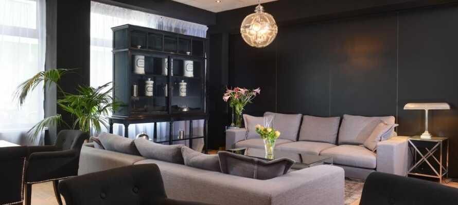 Det moderne hotel tilbyder et komfortabelt udgangspunkt for en ferie i Berlin