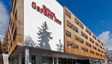 In den Schweizer Alpen gelegen, bietet das moderne Hilton Garden Inn Davos Hotel eine komfortable Basis.