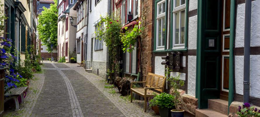 PRIMA Hotel Harzromantik ligger i hjertet af Braunlage, tæt på butiksgaden som indbyder til slentreture og shopping.