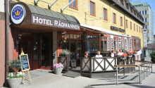 Olsen Reisen hat immer ein gutes Angebot für einen günstigen Aufenthalt in Schweden.