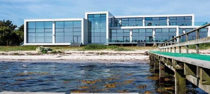 Storebælt Sinatur Hotel og Konference ligger ved havet og har tilgang til stranden
