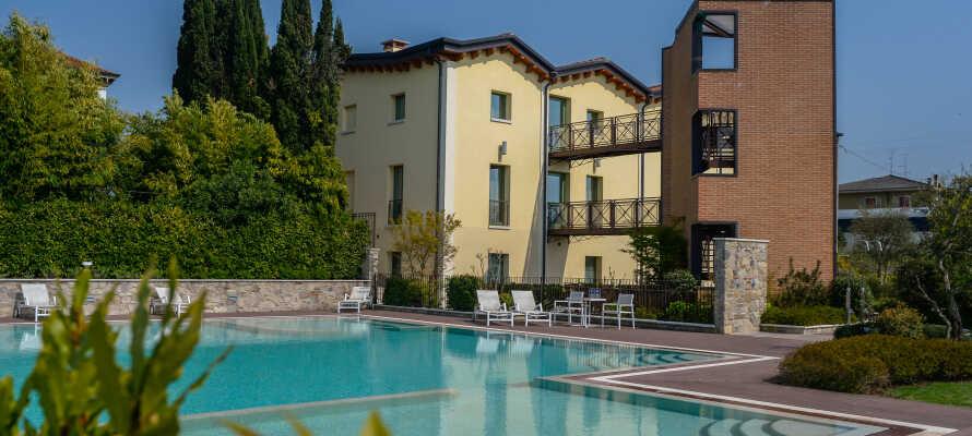 Ziba Hotel & Spa er et skønt wellness og spa hotel med moderne og lækre værelser.