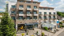 Das Posthotel Rotenburg liegt in Rotenburg an der Fulda, umgeben von Fachwerkhäusern, einer wunderschönen Umgebung.