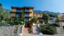 Velkomen til Hotel Cristallo Malcesine