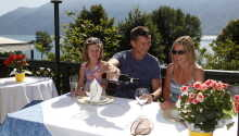 Hotel Sogno del Benaco er et flott sted å dra på bilferie med familien.