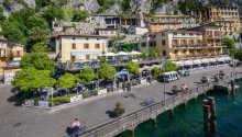 Hotel all 'Azurro ønsker velkommen til et 4-stjernersopphold ved Gardasjøen