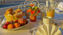 Beginnen Sie den Tag mit einem Frühstück in gemütlicher Atmosphäre.