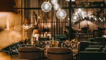 Restaurangen har fokus på lokalproducerade råvaror och den sörmländska naturen, i form av det vilda och det odlade.