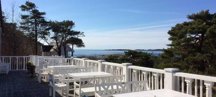 Langesund Bad är ett av Norges bäst bevarade badhotell och här väntar vacker havsutsikt kombinerat med traditionella inslag och kvalitet