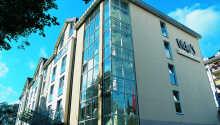 Victor's Residenz-Hotel Gummersbach ligger vackert beläget i Nordrhein-Westfalen