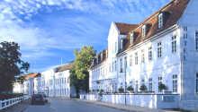 Hotel Friedrich Franz Palais ligger skønt i en af Tysklands ældste badebyer, De lyse og hyggelige værelser skaber en god base for jeres ferie.