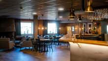 Hver morgen serverer hotellet en god frokostbuffet i restauranten.