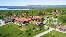 Velkommen til Green Hotel Tällberg som ligger smukt ved Siljan-søen.