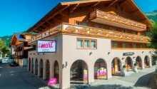 Velkommen til det moderne SmartHotel Dorfgastein som ligger i nydelige omgivelser i Gasteiner-dalen.