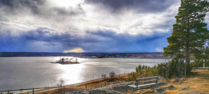 Utforska den vackra naturen runt Hudiksvall tillsammans med reseföretaget.