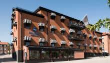 Varmt välkomna till Best Western Hotell Hudik som ligger centralt beläget i historiska Hudiksvall.