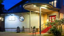 Det moderne hotel har en god placering og ligger i naturskønne omgivelser tæt på Vänernsøen.