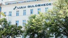 Das Lulu Guldsmeden Berlin liegt in der Potsdamer Straße in der Nähe des Tiergartens und der Innenstadt.