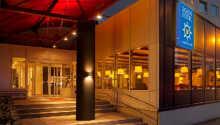Egon Hotel Hamburg City har en sentral beliggenhet i Hamburg rett ved fornøyelsesgaten Reeperbahn.