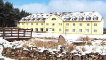 Ferien Hotel Fläming egner sig godt til en familieferie alle året sæsoner.