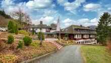 Panorama Hotel Winterberg egner sig godt til både vinter- og sommerferien.